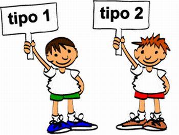 Qual a Diferença entre Diabetes Tipo 1 e Diabetes tipo 2?