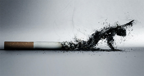 conta-cigarro fumar