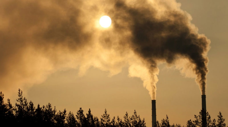 Pressão Arterial Pode Aumentar Com a Poluição