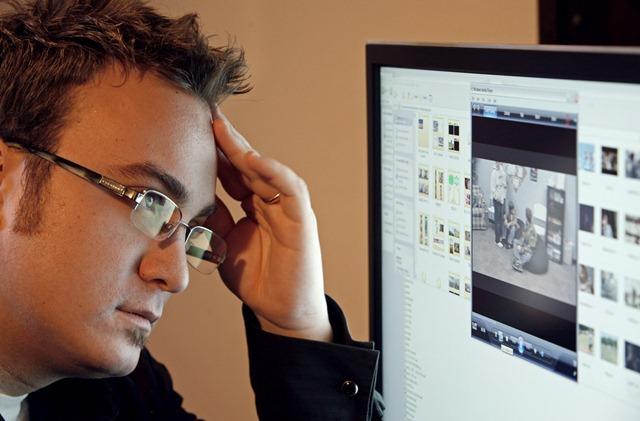 síndrome de visão do computador